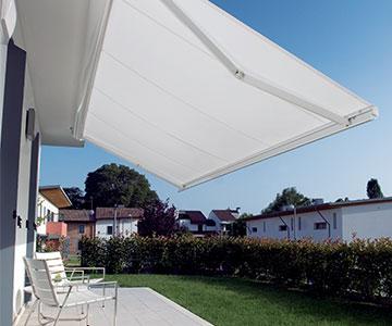 tende da sole a Marina di Massa