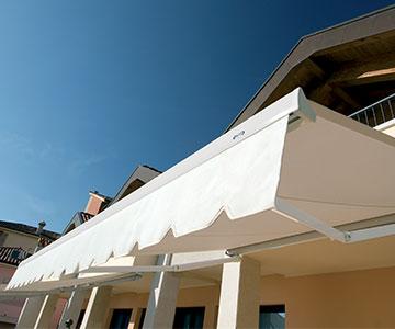 tende parasole a Viareggio