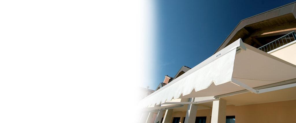 tende parasole a San Miniato Basso